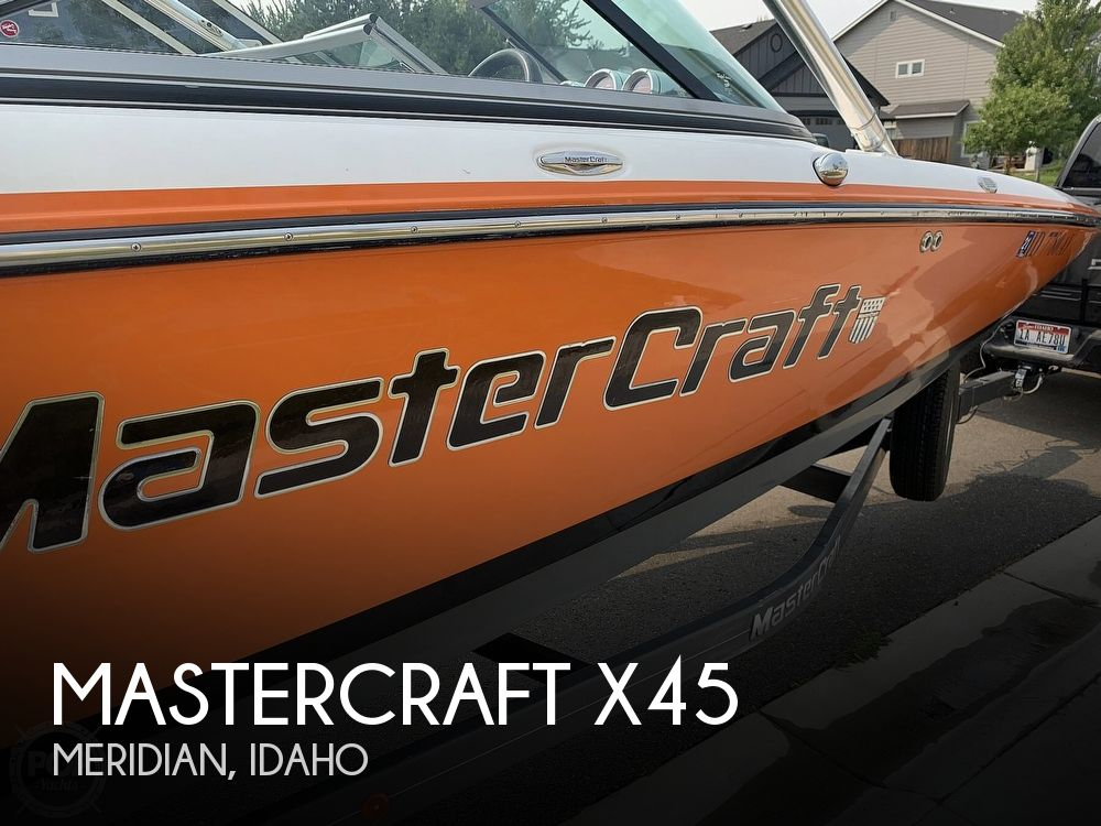 Used Power boats For Sale in Idaho by owner | 2006 Mastercraft X45