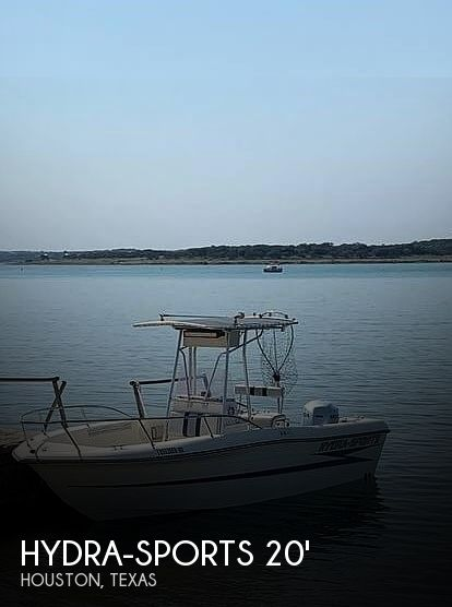 1990 Hydra-Sports boat for sale, model of the boat is 20 Sports cruiser & Image # 1 of 40