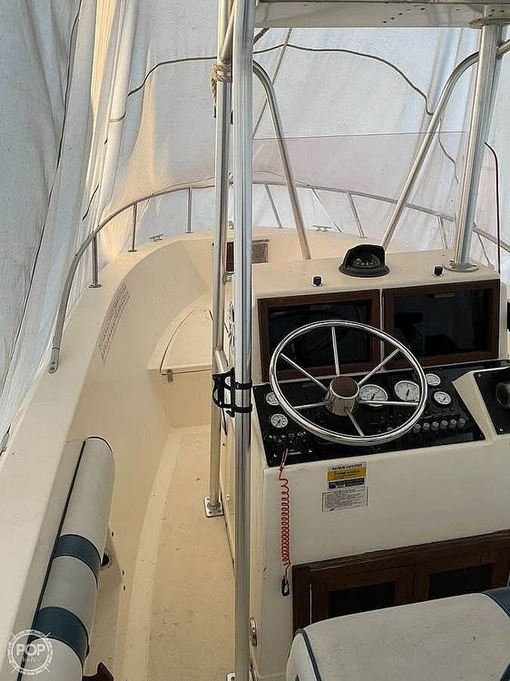 1990 Hydra-Sports boat for sale, model of the boat is 20 Sports cruiser & Image # 3 of 40