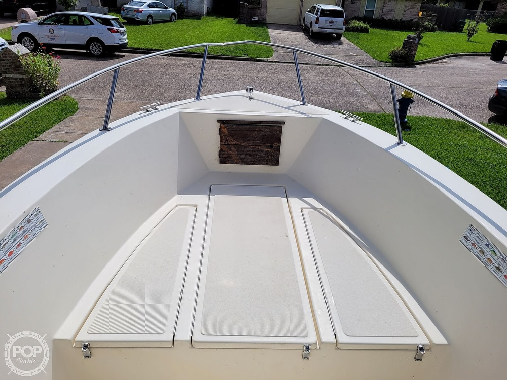 1990 Hydra-Sports boat for sale, model of the boat is 20 Sports cruiser & Image # 35 of 40