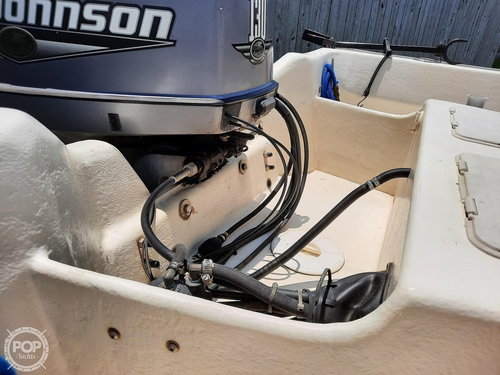 2000 Cape Horn boat for sale, model of the boat is 17cc & Image # 23 of 40