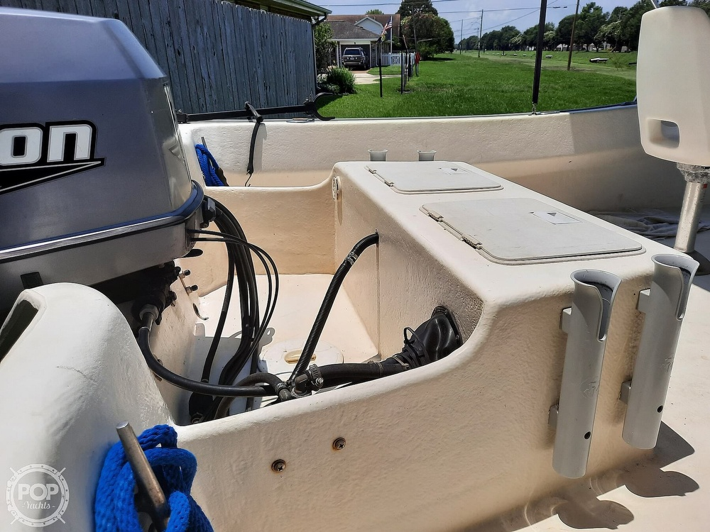 2000 Cape Horn boat for sale, model of the boat is 17cc & Image # 22 of 40