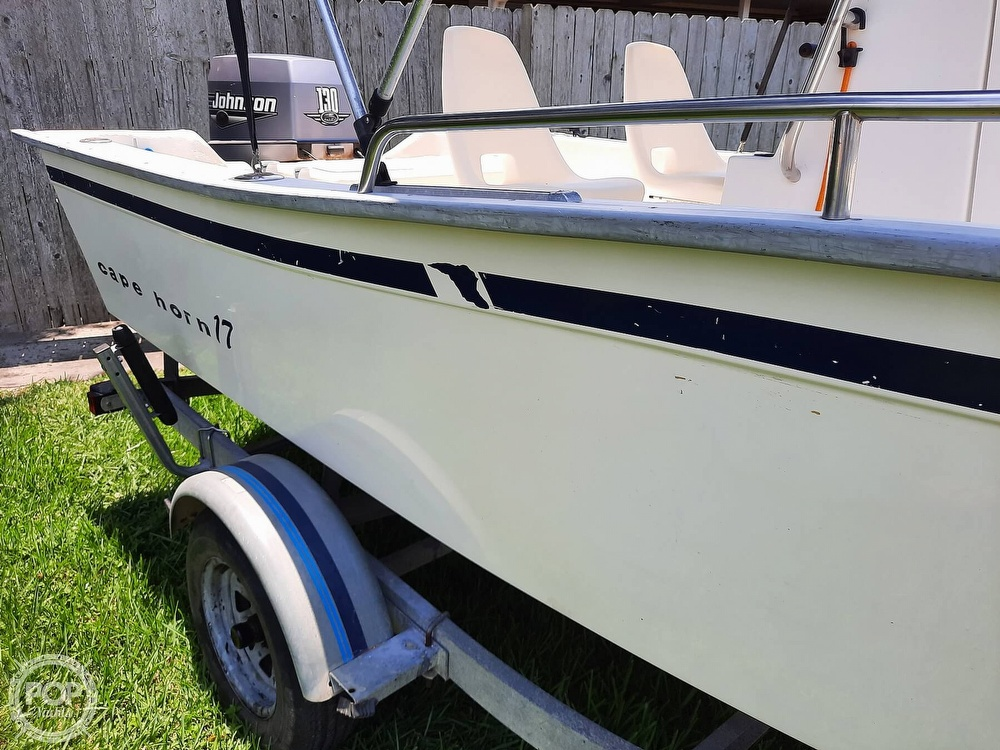 2000 Cape Horn boat for sale, model of the boat is 17cc & Image # 16 of 40