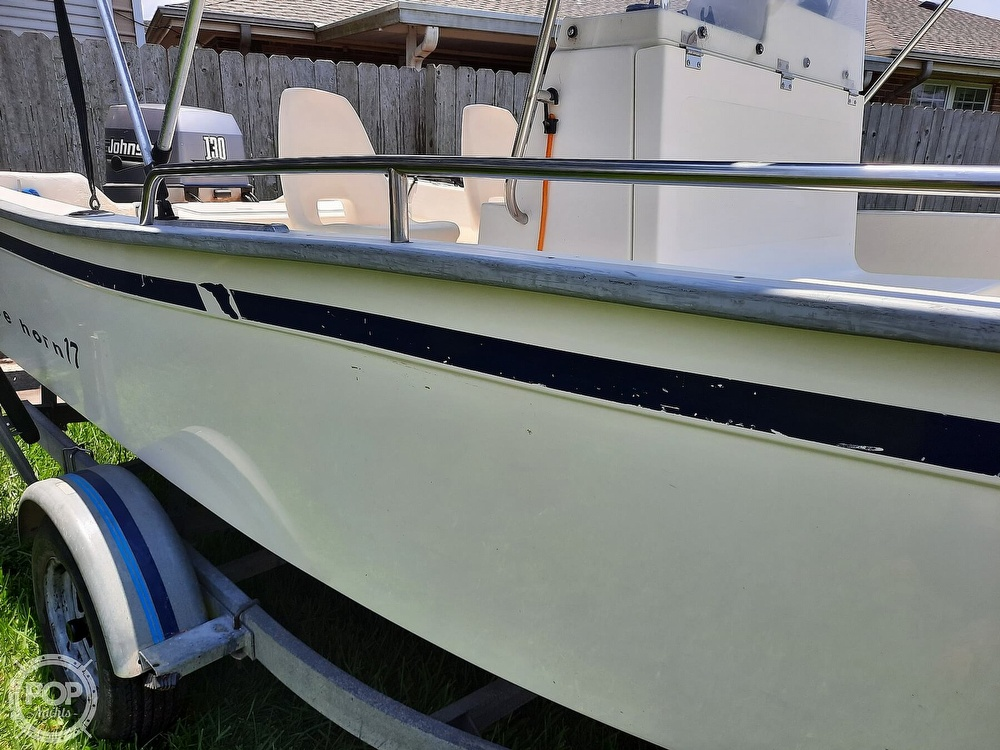 2000 Cape Horn boat for sale, model of the boat is 17cc & Image # 15 of 40