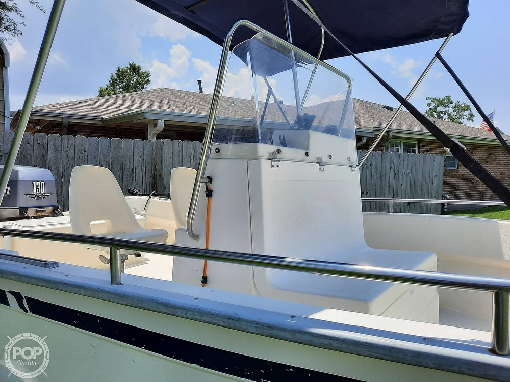 2000 Cape Horn boat for sale, model of the boat is 17cc & Image # 14 of 40
