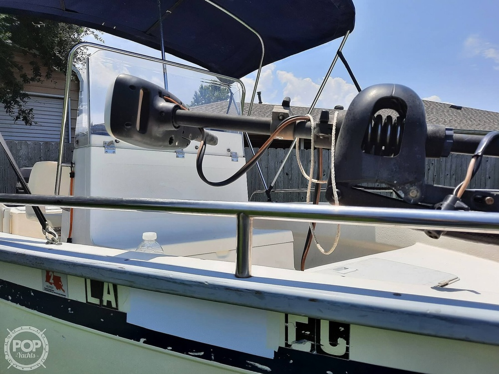 2000 Cape Horn boat for sale, model of the boat is 17cc & Image # 12 of 40