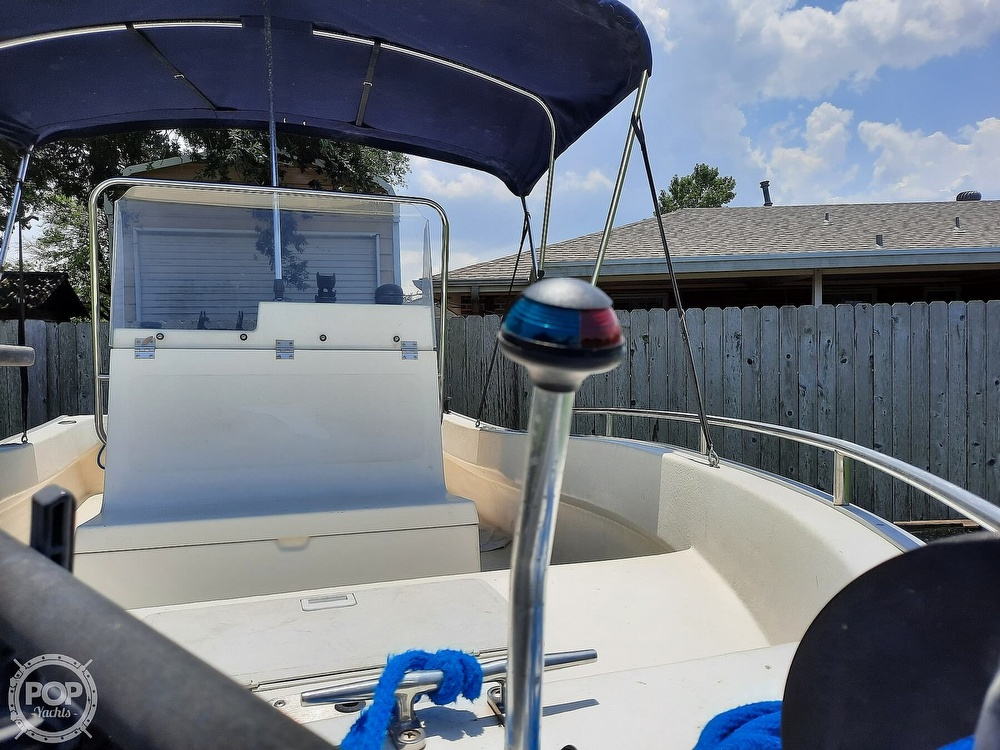 2000 Cape Horn boat for sale, model of the boat is 17cc & Image # 8 of 40