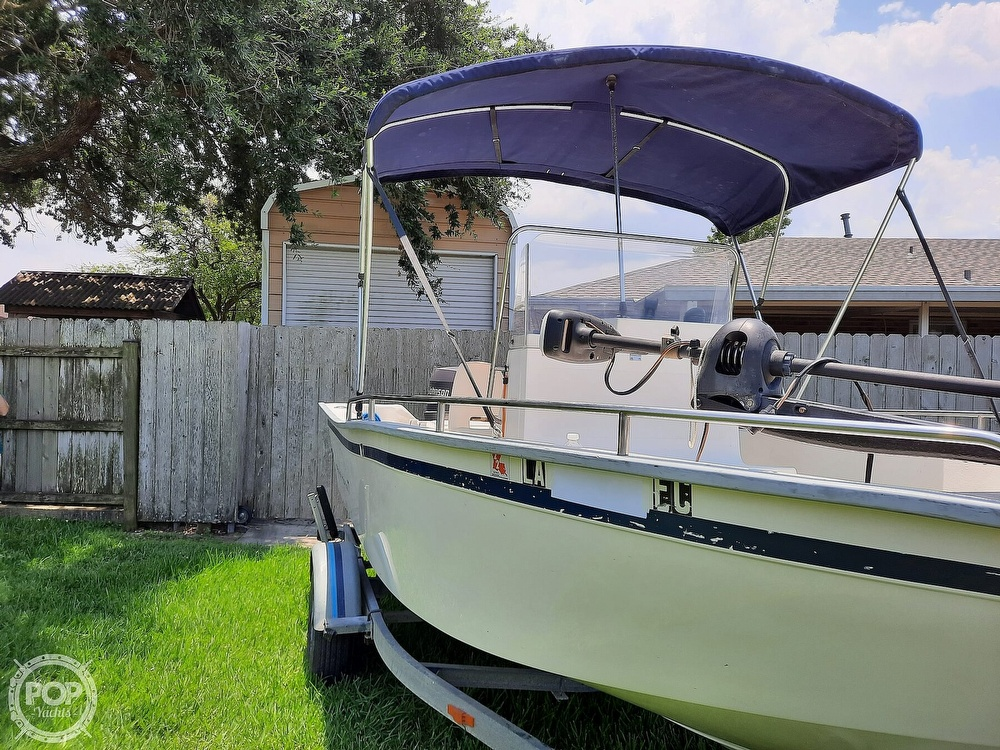2000 Cape Horn boat for sale, model of the boat is 17cc & Image # 5 of 40