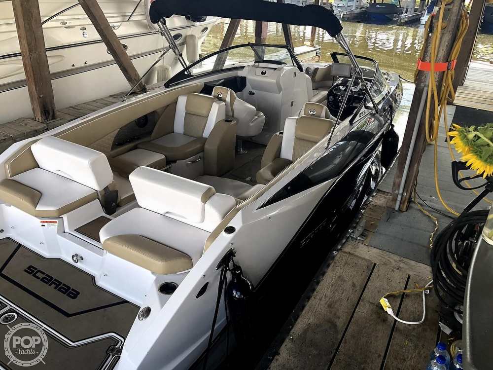 2017 Scarab boat for sale, model of the boat is 255 & Image # 2 of 40