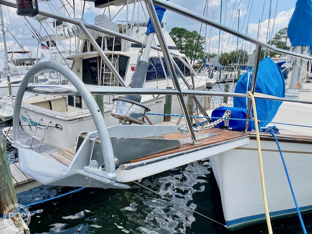 1986 Island Packet boat for sale, model of the boat is IP31 & Image # 7 of 40