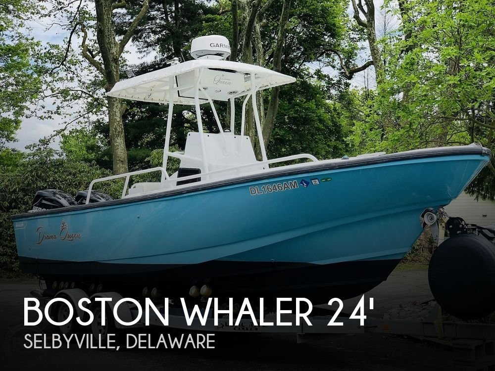 Used Boston Whaler Justice Boats For Sale by owner | 2000 24 foot Boston Whaler Justice