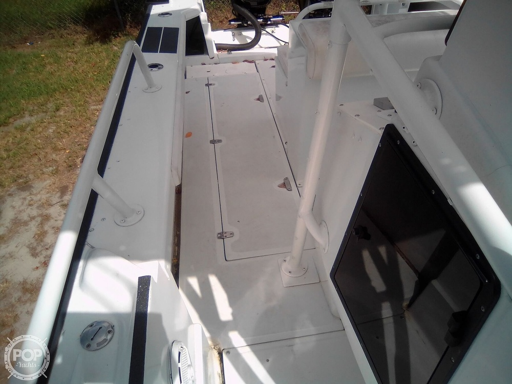 2000 Boston Whaler boat for sale, model of the boat is Justice & Image # 31 of 40