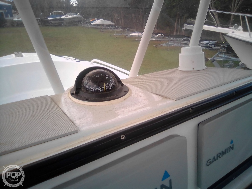2000 Boston Whaler boat for sale, model of the boat is Justice & Image # 34 of 40