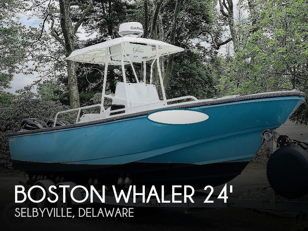 2000 Boston Whaler boat for sale, model of the boat is Justice & Image # 1 of 40