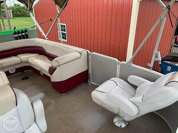 2016 Premier Pontoons boat for sale, model of the boat is 221 explorer & Image # 9 of 14