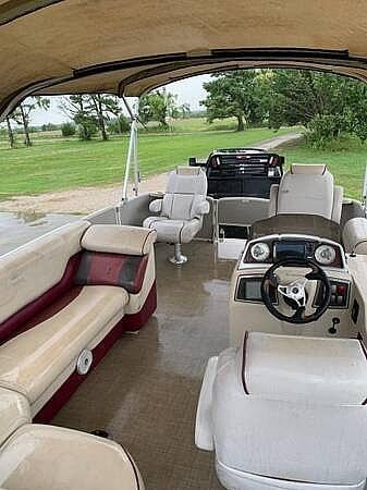 2016 Premier Pontoons boat for sale, model of the boat is 221 explorer & Image # 10 of 14