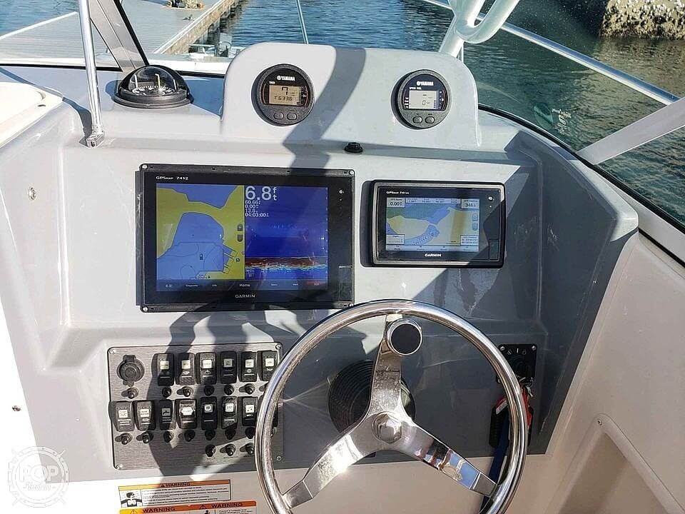 2017 Striper boat for sale, model of the boat is 230WA & Image # 30 of 40