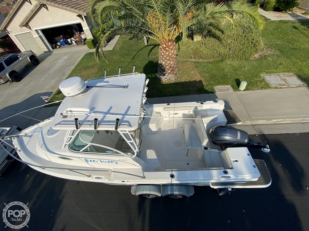 2017 Striper boat for sale, model of the boat is 230WA & Image # 8 of 40