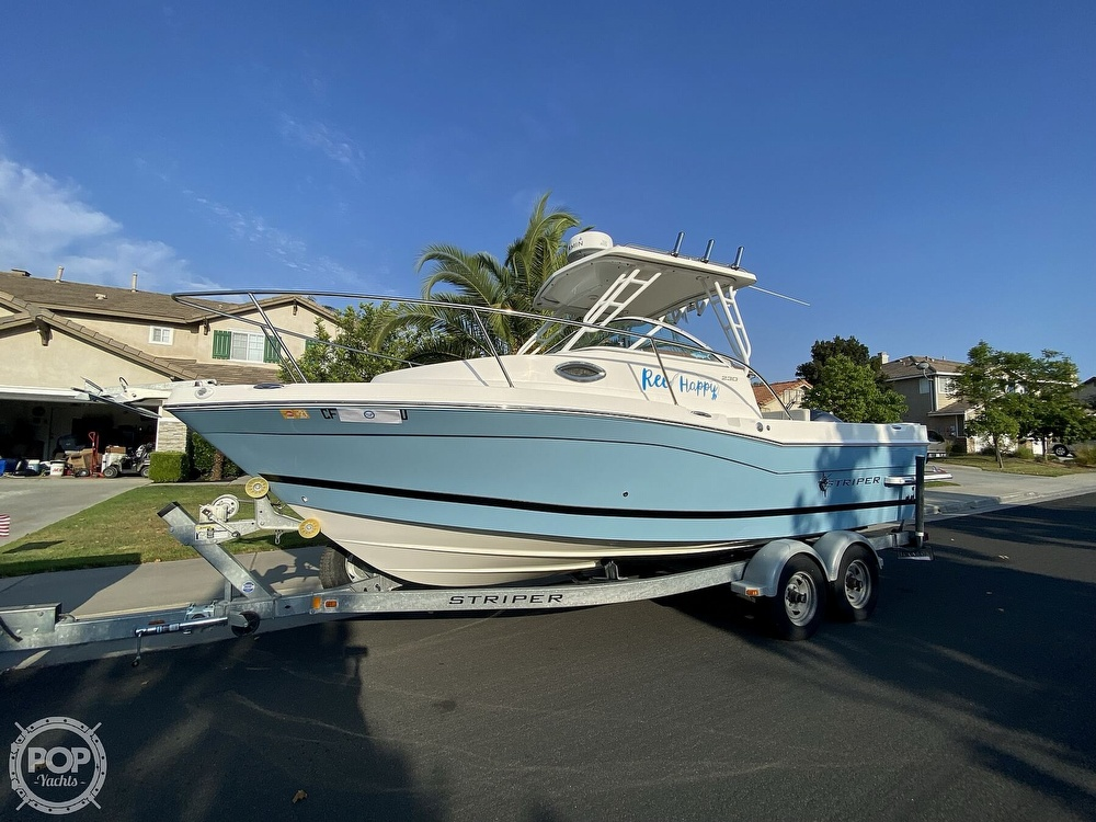 2017 Striper boat for sale, model of the boat is 230WA & Image # 10 of 40