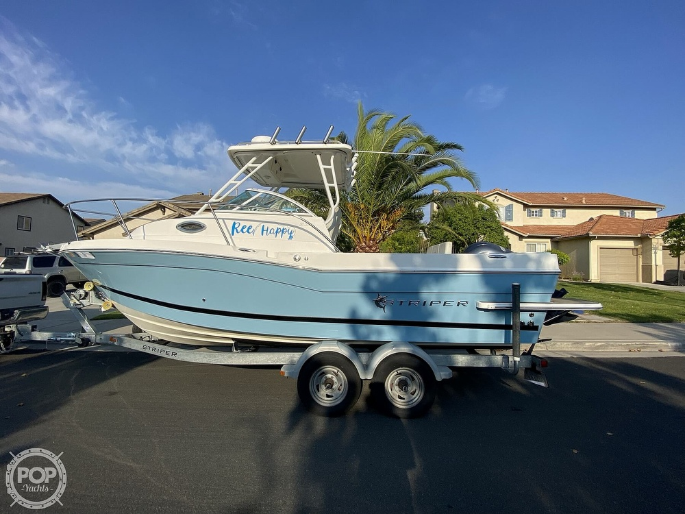 2017 Striper boat for sale, model of the boat is 230WA & Image # 11 of 40