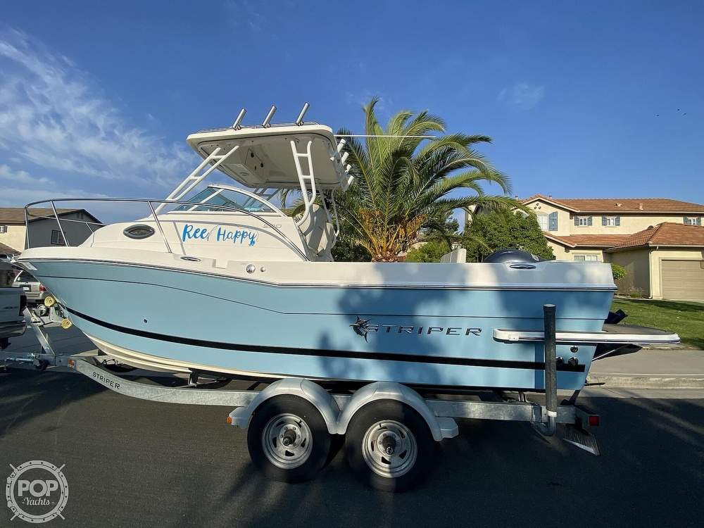 2017 Striper boat for sale, model of the boat is 230WA & Image # 12 of 40