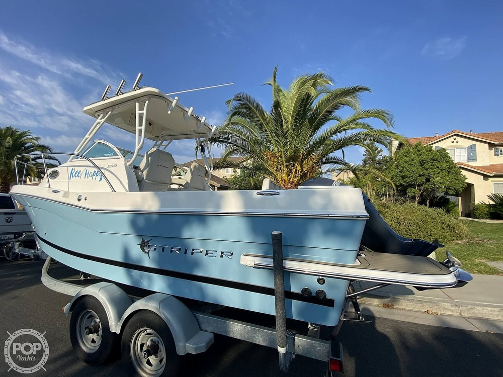 2017 Striper boat for sale, model of the boat is 230WA & Image # 13 of 40