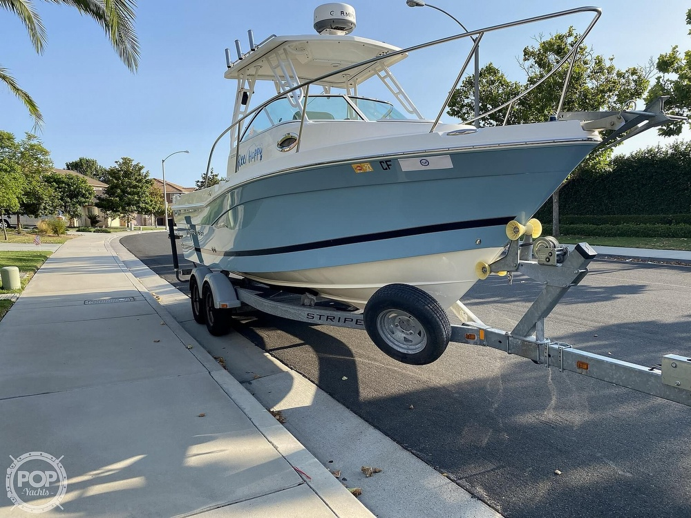 2017 Striper boat for sale, model of the boat is 230WA & Image # 23 of 40