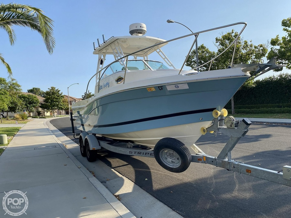 2017 Striper boat for sale, model of the boat is 230WA & Image # 24 of 40
