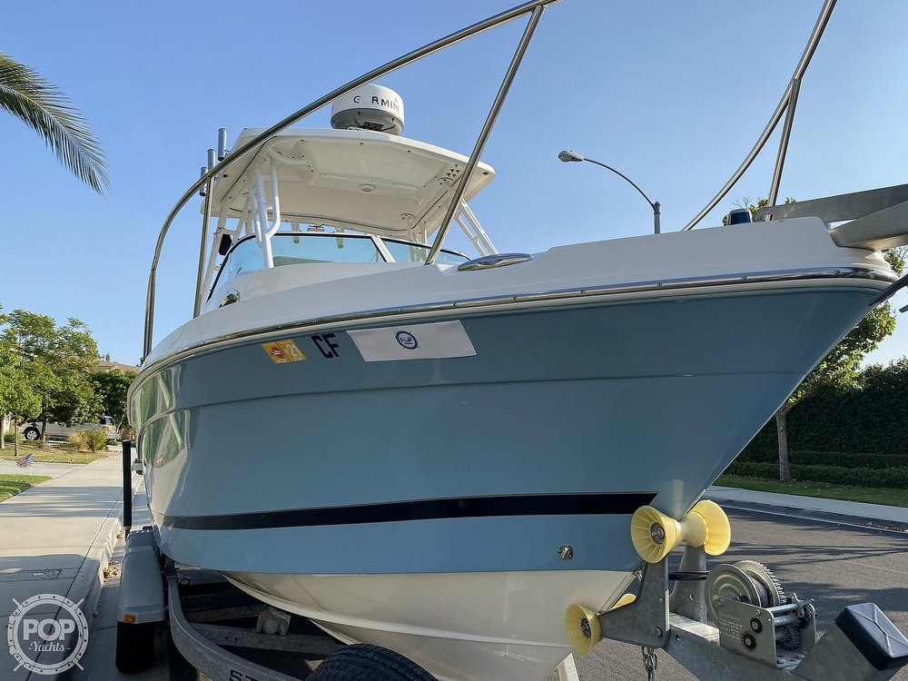 2017 Striper boat for sale, model of the boat is 230WA & Image # 25 of 40