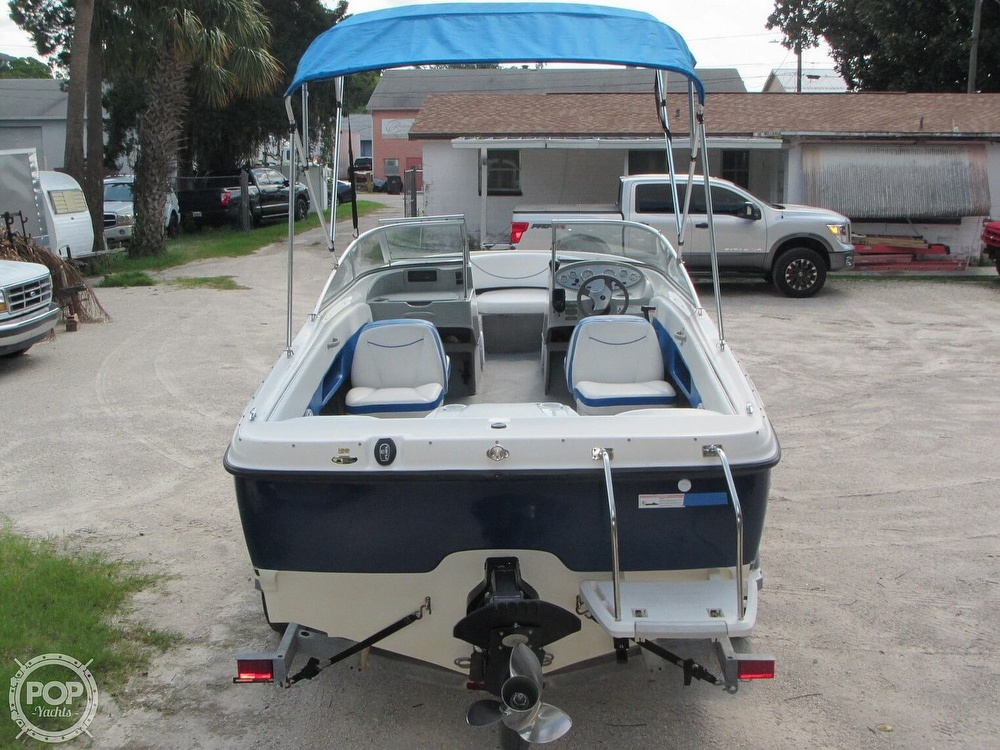 2007 Bayliner boat for sale, model of the boat is Discovery 215 & Image # 16 of 40