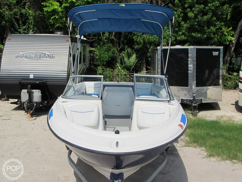 2007 Bayliner boat for sale, model of the boat is Discovery 215 & Image # 20 of 40