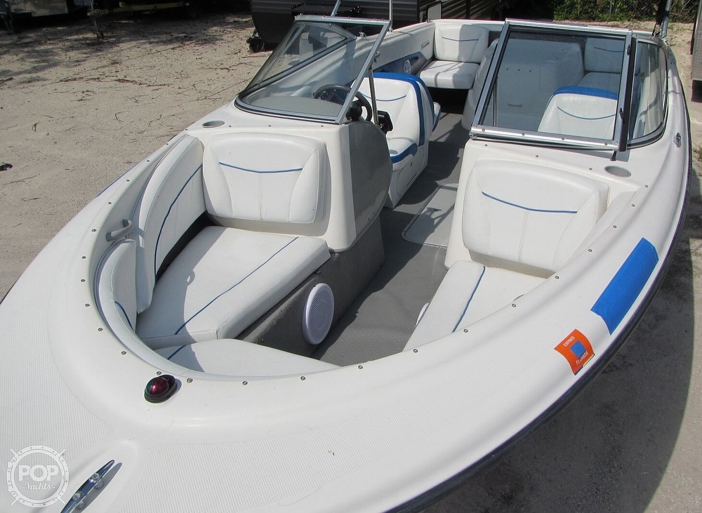 2007 Bayliner boat for sale, model of the boat is Discovery 215 & Image # 22 of 40