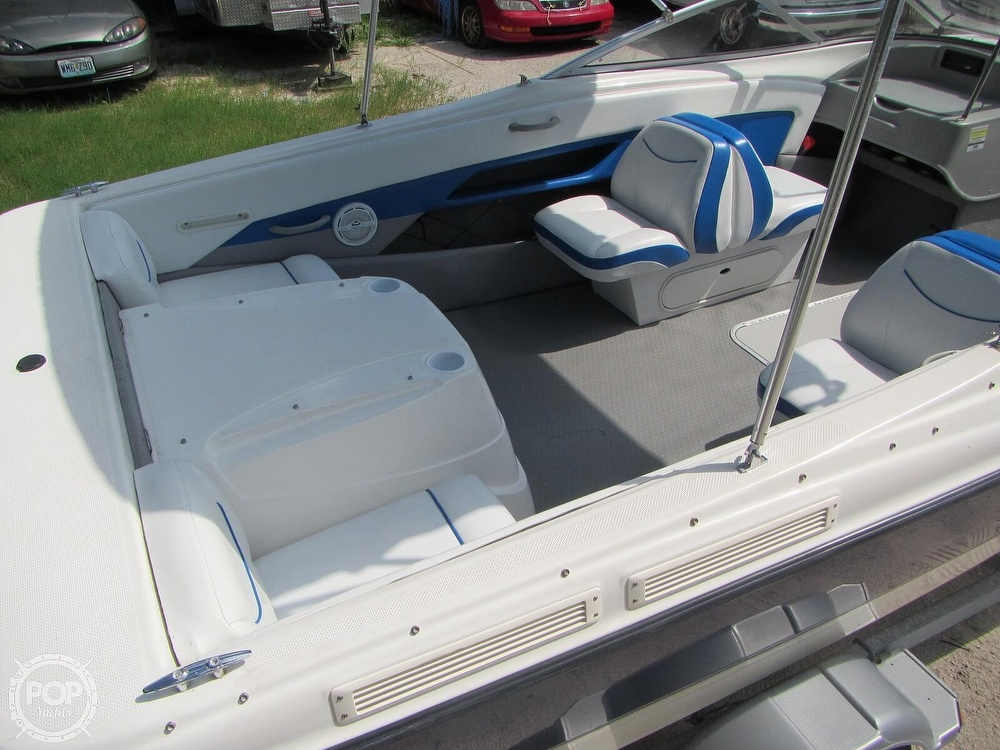 2007 Bayliner boat for sale, model of the boat is Discovery 215 & Image # 25 of 40