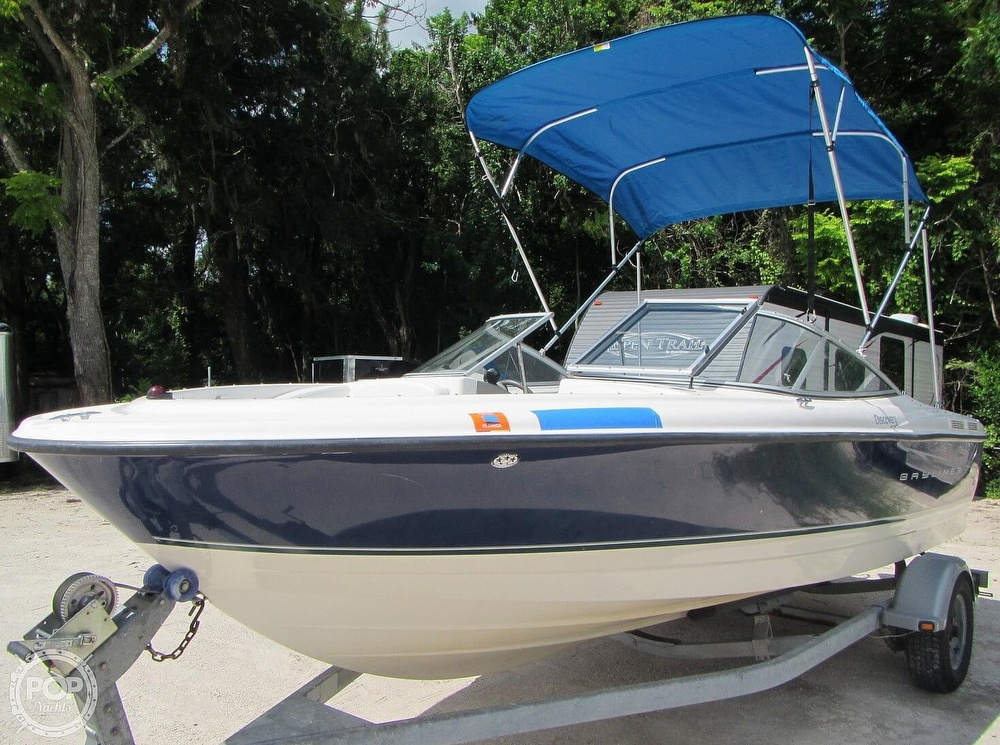 2007 Bayliner boat for sale, model of the boat is Discovery 215 & Image # 26 of 40