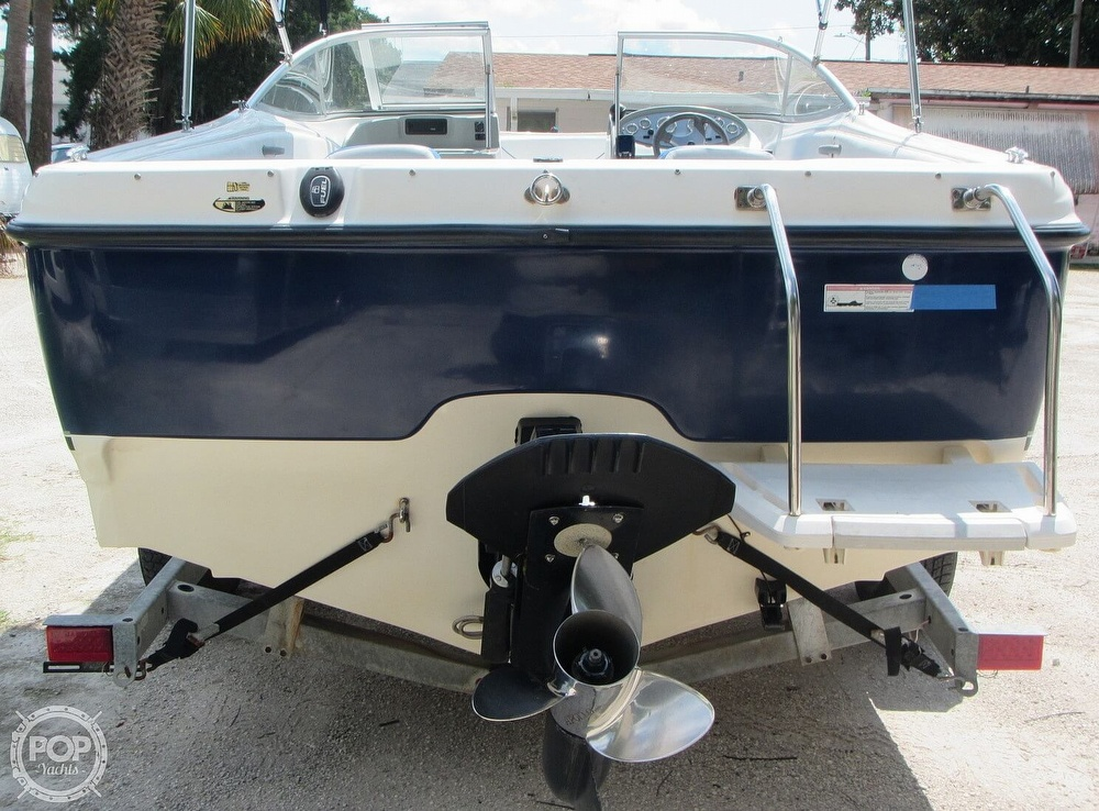 2007 Bayliner boat for sale, model of the boat is Discovery 215 & Image # 29 of 40