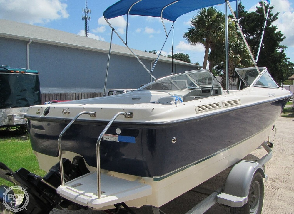 2007 Bayliner boat for sale, model of the boat is Discovery 215 & Image # 39 of 40