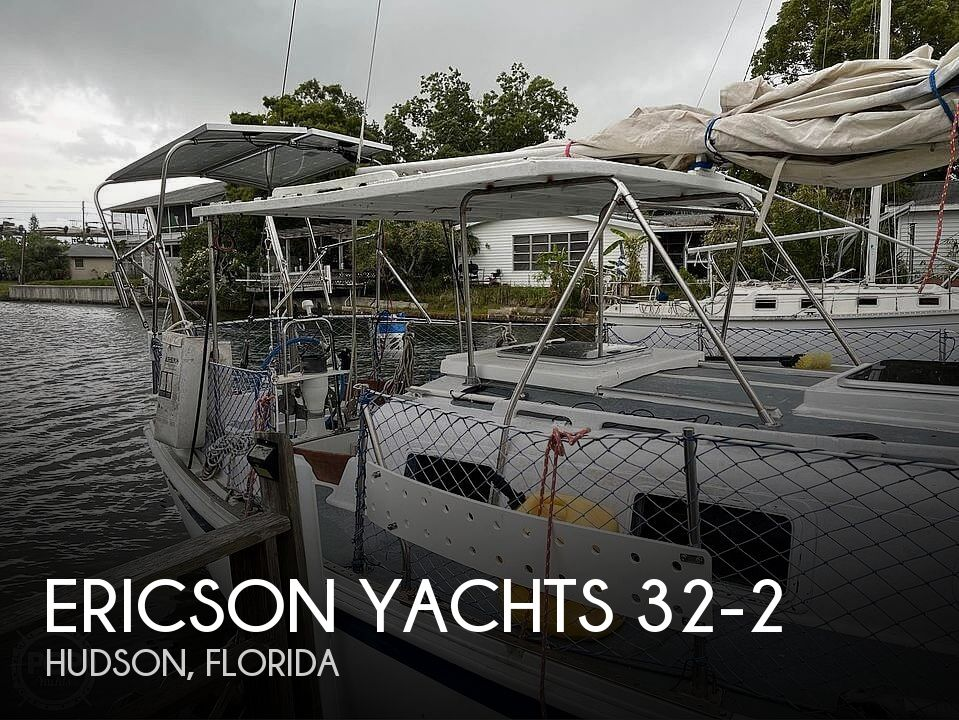 1974 Ericson Yachts boat for sale, model of the boat is 32-2 & Image # 1 of 20
