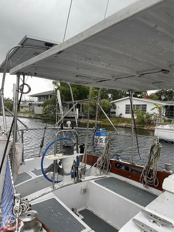 1974 Ericson Yachts boat for sale, model of the boat is 32-2 & Image # 14 of 20