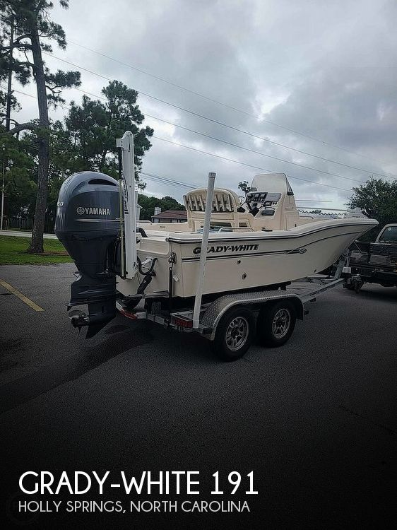 Used Grady-White Boats For Sale in North Carolina by owner | 2015 Grady-White 191