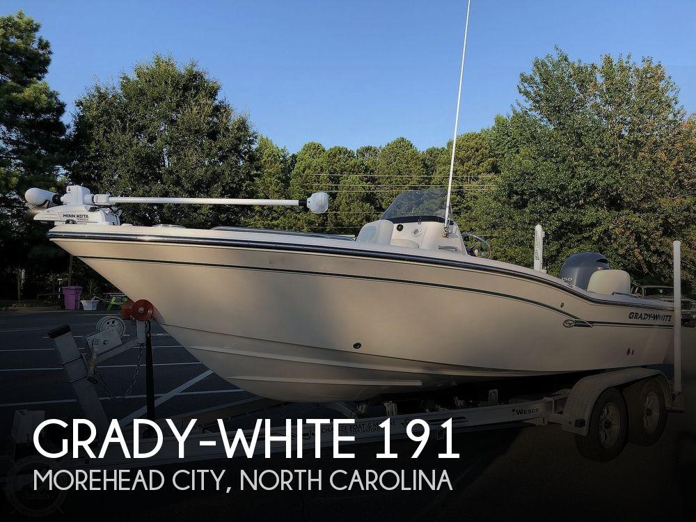 2015 GRADY WHITE 191 COASTAL EXPLORER for sale