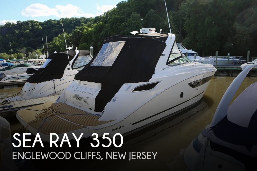 2013 Sea Ray boat for sale, model of the boat is 350 Sundancer & Image # 1 of 40