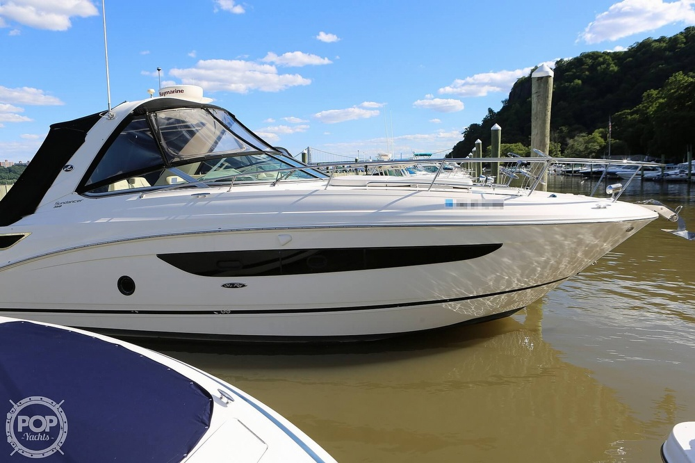 2013 Sea Ray boat for sale, model of the boat is 350 Sundancer & Image # 4 of 40
