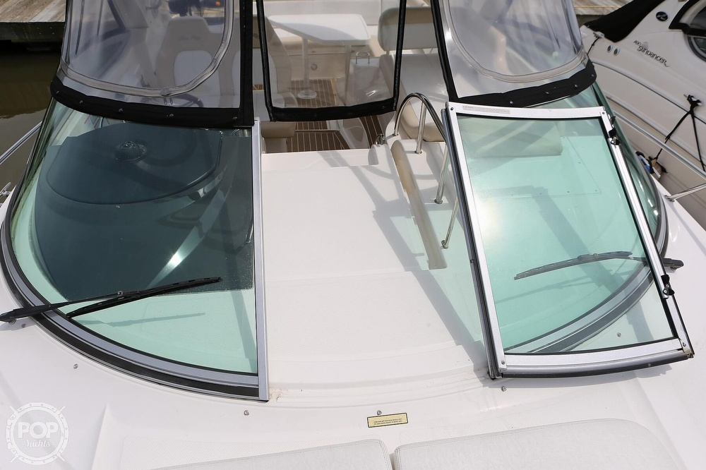 2013 Sea Ray boat for sale, model of the boat is 350 Sundancer & Image # 22 of 40