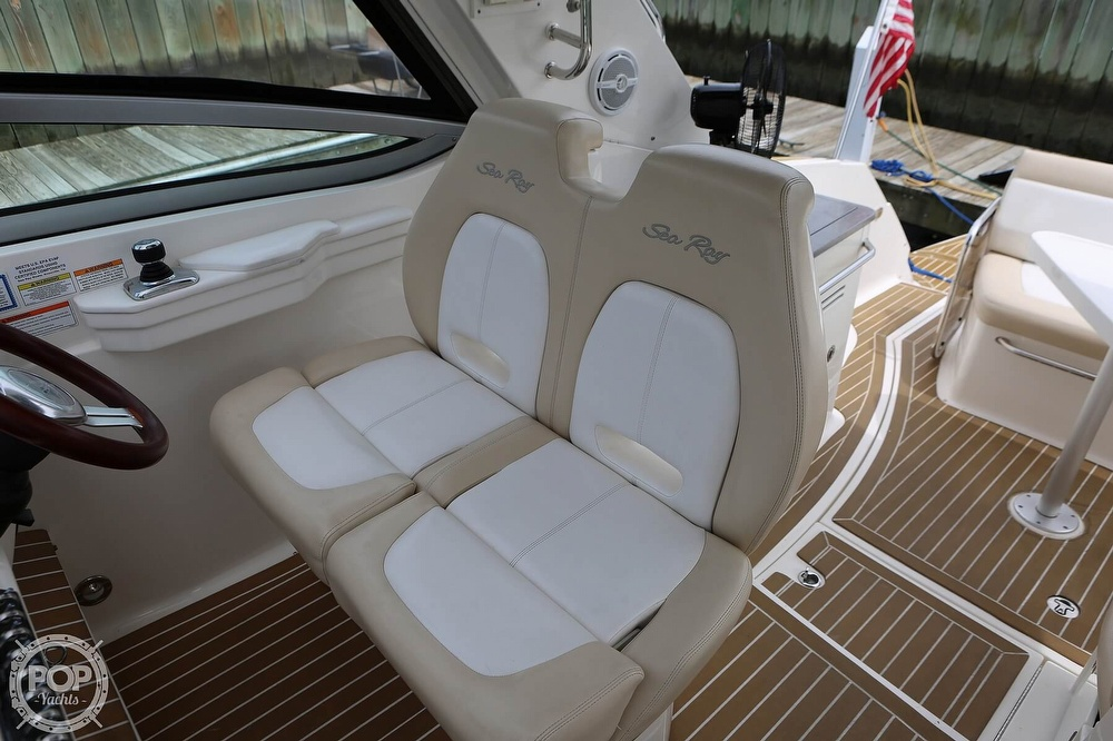 2013 Sea Ray boat for sale, model of the boat is 350 Sundancer & Image # 31 of 40
