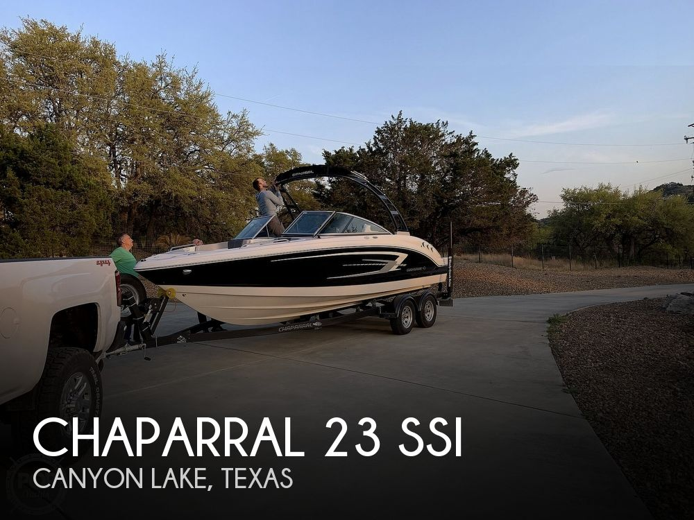 Used Chaparral Boats For Sale by owner | 2021 Chaparral 23 SSI