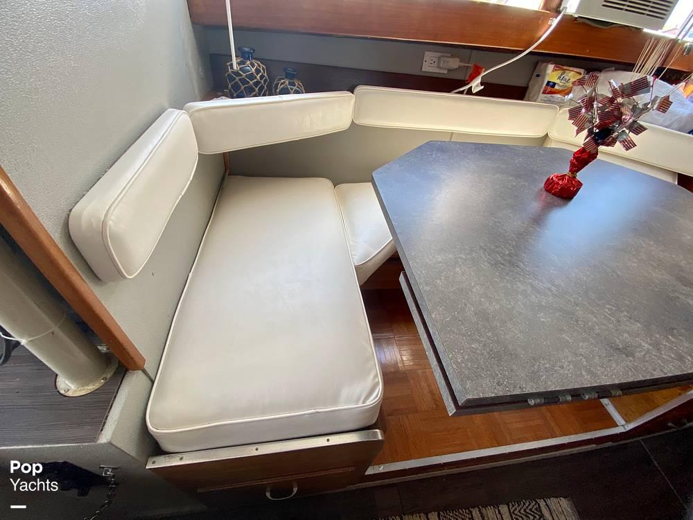 1975 Marinette boat for sale, model of the boat is 32 Sedan & Image # 39 of 40