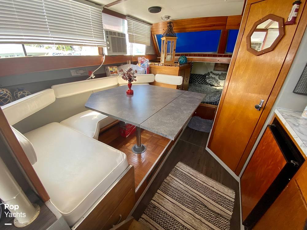 1975 Marinette boat for sale, model of the boat is 32 Sedan & Image # 7 of 40