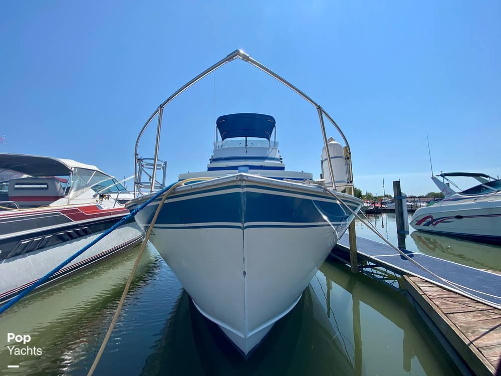 1975 Marinette boat for sale, model of the boat is 32 Sedan & Image # 3 of 40