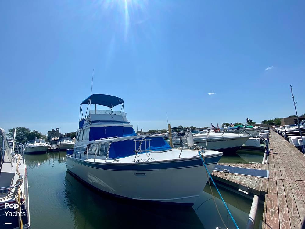 1975 Marinette boat for sale, model of the boat is 32 Sedan & Image # 17 of 40