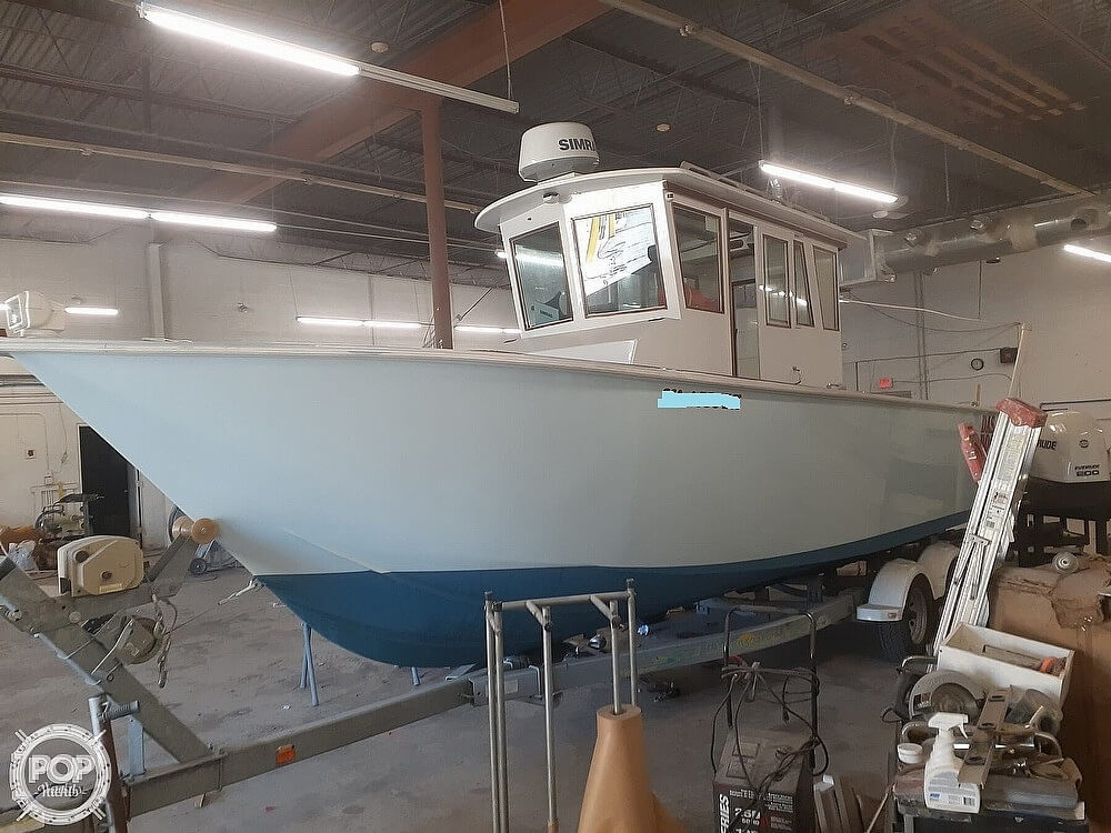 2008 Custom boat for sale, model of the boat is Sport & Image # 10 of 40